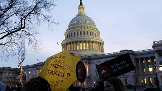 Le Sénat valide la réforme fiscale de Trump
