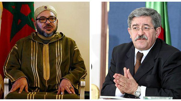 ماذا قال أويحيى عن مصافحته للعاهل المغربي؟
