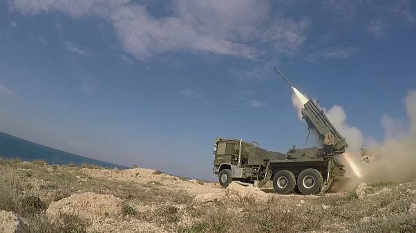 Israeli missiles 'strike Syrian military post'