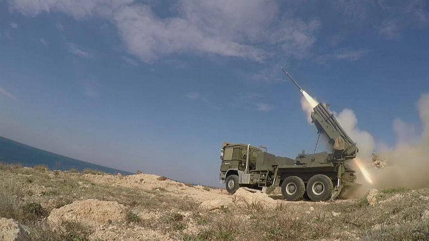 Israeli missiles 'strike Syrian military post'