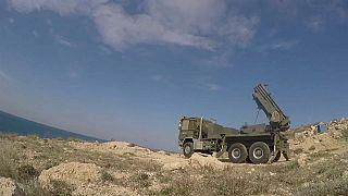 İsrail Suriye'ye hava saldırısı düzenledi
