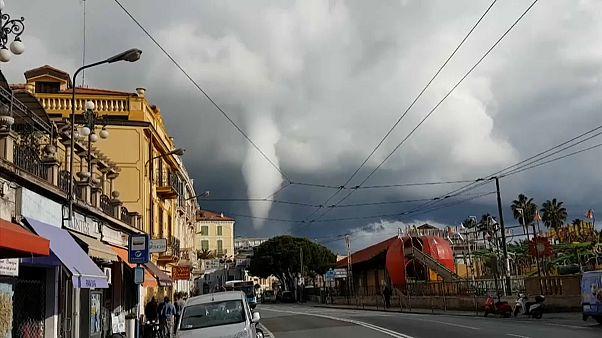 Торнадо на курорте