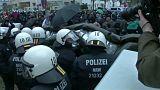 En Allemagne, l'AFD défiée par les manifestants