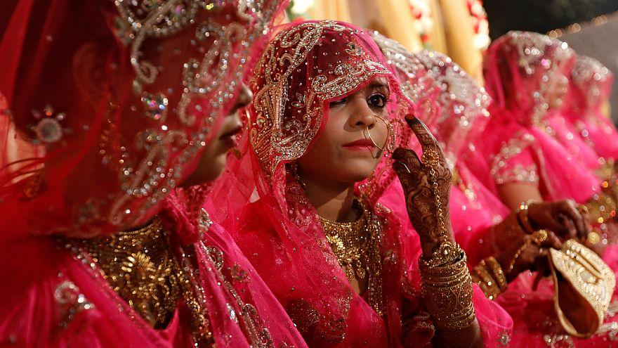 الطلاق بالثلاثة قد يلقي بالازواج وراء القضبان في الهند