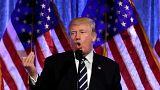 """Trump über Russland-Affäre: """"Keine geheime Absprache"""""""