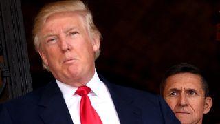 Trump: Flynn'in yalan söylediğini biliyordum