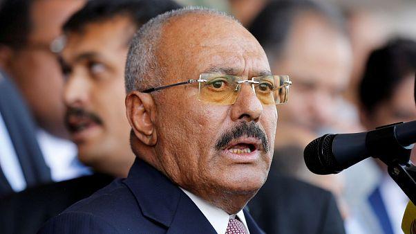 Yemen'de saflar değişti