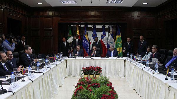 Βενεζουέλα: Απόφαση για νέο γύρο διαπραγματεύσεων