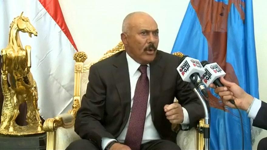 Yemen: Saudi welcome for Saleh talks offer