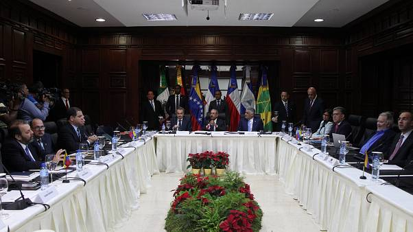No breakthrough in Venezuela political talks