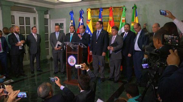 Venezuela : gouvernement et opposition négocient