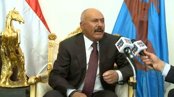 Ali Abdullah Saleh, ex-Presidente iemenita