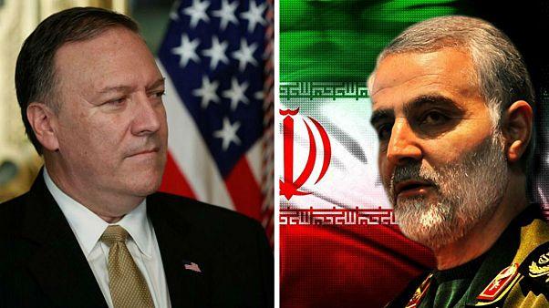 پیام رئیس سیا به قاسم سلیمانی؛ نامهای که هرگز گشوده نشد
