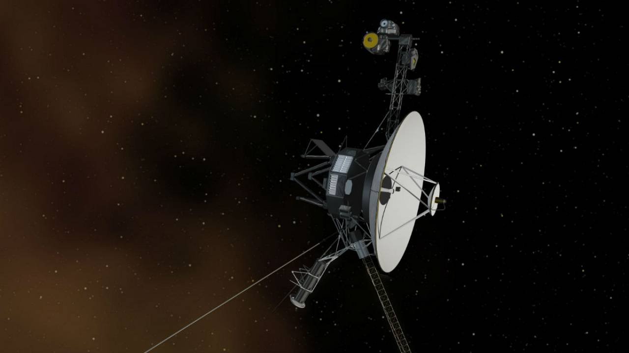 NASA fires Voyager 1's thrusters for first time in 37 years
