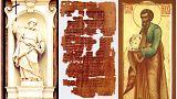 کشف نامه پنهان مسیح به 'برادرش یعقوب' به زبان یونانی
