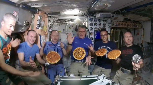 """""""Космическая пицца"""": рецепт МКС"""