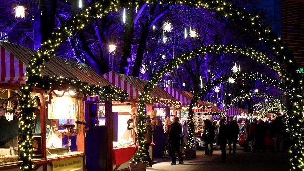 Weihnachtsmarkt-Bombe war Erpressung