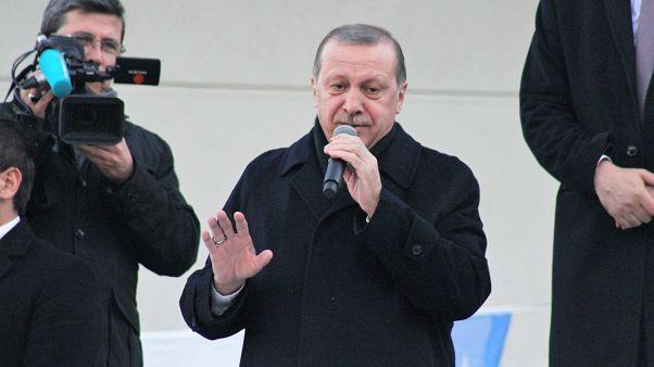 Erdoğan: Bazı işadamları varlıklarını yurtdışına kaçırma gayreti içinde, izin verilmemeli