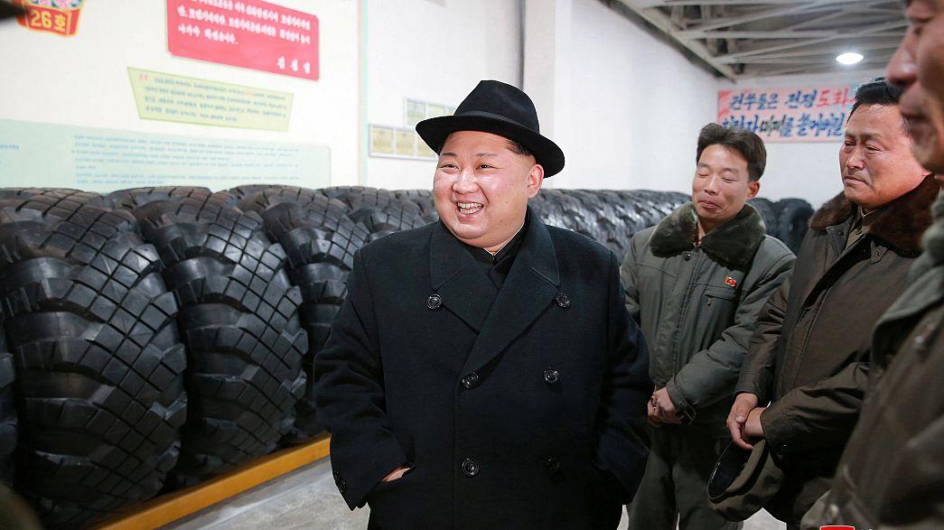 North Korea blames US for 'nuclear war mania'