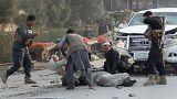 حملۀ انتحاری در جلال آباد افغانستان جان شش غیرنظامی را گرفت