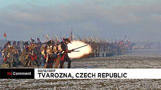 A batalha de Austerlitz 212 anos depois