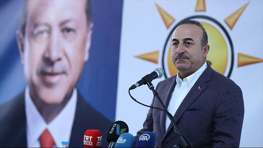 """Çavuşoğlu: """"Amerikan kurumları FETÖ güdümünde"""""""
