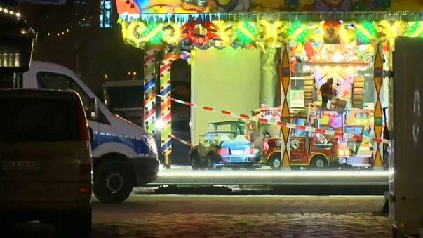 Potsdam: Bomba era dirigida à DHL