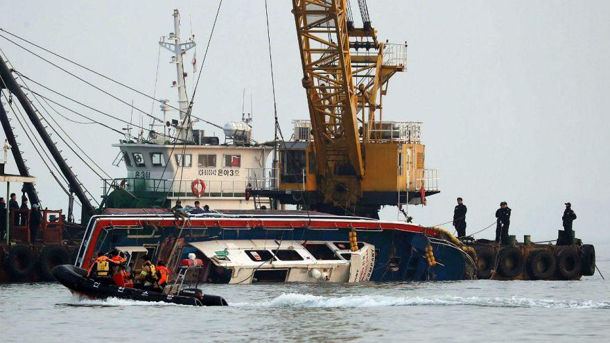 Güney Kore'de tekne kazası: 13 ölü, 2 kayıp