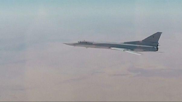 Российские Ту-22 атаковали позиции ИГИЛ в Дейр-эз-Зоре