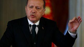 إردوغان: تركيا لن تخضع لابتزاز الولايات المتحدة
