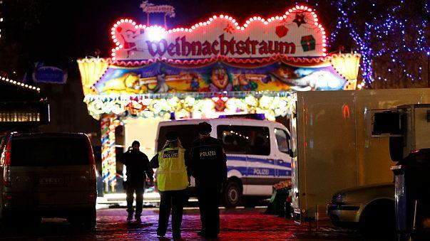 Almanya'daki şüpheli paketten şantaj çıktı