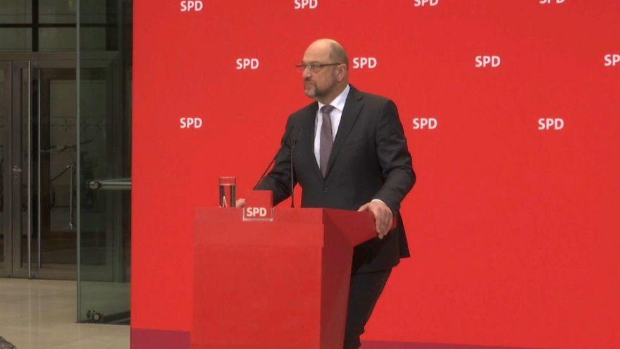 Presión internacional para que Schulz propicie la formación de Gobierno en Alemania