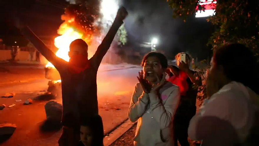 Гондурас ждёт президента