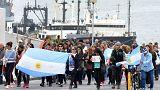 قطع امید از یافتن زیردریایی ناپدید شده آرژانتینی