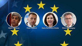 Eurogrupo escolhe hoje o novo presidente