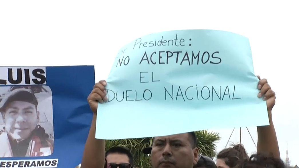 """Субмарина """"Сан-Хуан"""": не спасти, но найти"""