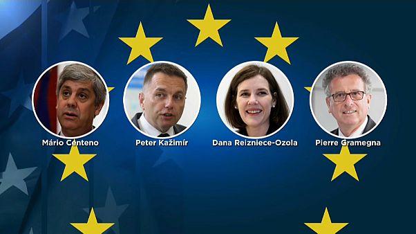 Wer wird neuer Eurogruppen-Chef?