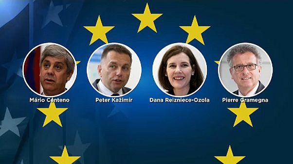 Ποιοι είναι οι υποψήφιοι για το eurogroup- Τι έχουν πει για την Ελλάδα
