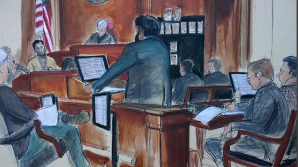 Zarrab'ın tanık sandalyesinde ikinci haftası