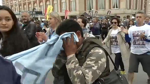 Argentina. Sottomarino San Juan: la rabbia dei familiari