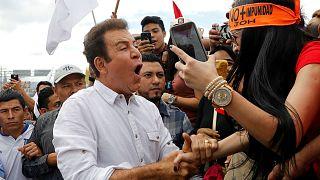 Ονδούρα: Διαδηλώσεις υπέρ του Νασράλα
