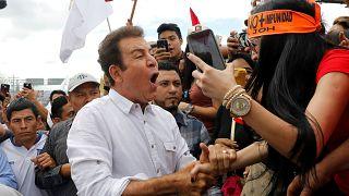 Proteste und Tote nach Wahl in Honduras