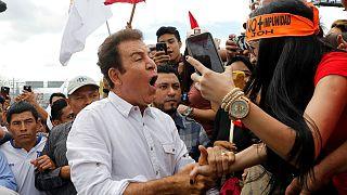 Honduras'ta seçim gerginliği