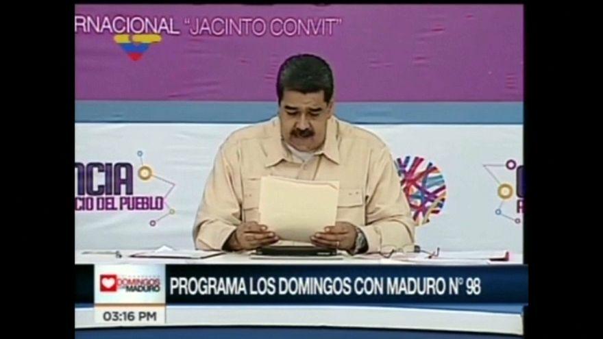 Venezuela, il presidente Maduro lancia la nuova moneta: il petro