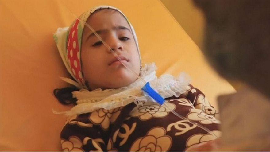 شیوع وبا و دیفتری در یمن؛ سازمان ملل خواستار توقف حملات شد