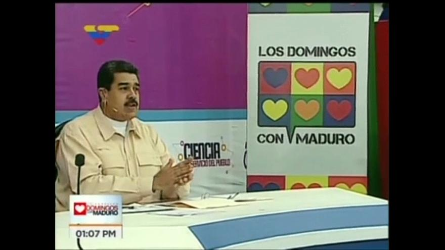 Maduro anuncia la creación de la nueva moneda virtual