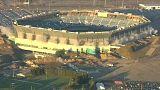 Sikertelen stadionrobbantás