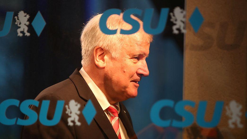 Horst Seehofer (68) macht Platz für Markus Söder (50)