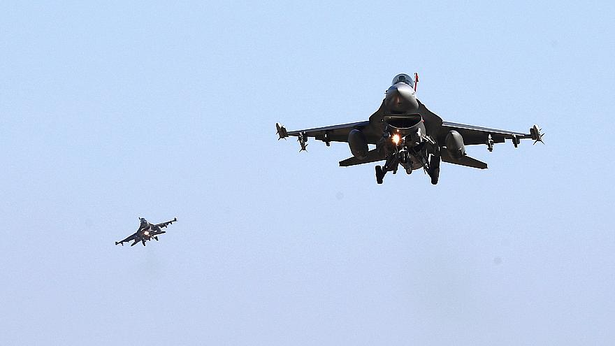 Militärmanöver USA-Südkorea: Mehr als 230 Kampfflugzeuge im Einsatz