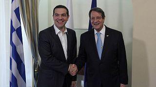 Αθήνα - Λευκωσία συντονίζουν τις ενέργειές τους εν όψει της επίσκεψης Ερντογάν